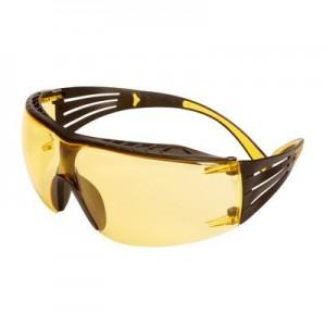 3M™ SecureFit™ SF400X SF403XSGAF-YEL-EU Очки Открытые защитные, цвет линз желтый, с покрытием Scotchgard™ Anti-Fog (K&N)