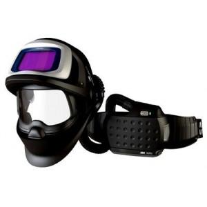3M™ Speedglas™ 547725 Щиток защитный лицевой сварщика SG 9100 FX AIR со светофильтром SG 9100XX и блоком ADFLO