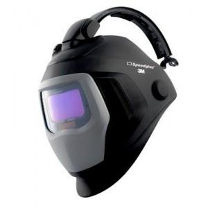 3M™ Speedglas™ 582615 Щиток защитный лицевой сварщика SG 9100 QR c рейкой, со светофильтром SG 9100Х без каски