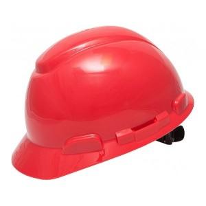 3M™ H-701N-RD Каска защитная красная, без вентиляции, с храповиком