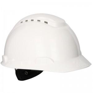 3M™ H-700C-VI Каска защитная белая, c вентиляцией