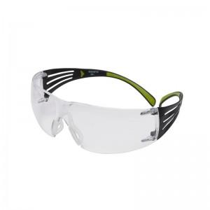 3M™ SecureFit™ SF401AF-EU Очки Открытые защитные, цвет линз прозрачный, с покрытием AS/AF против царапин и запотевания