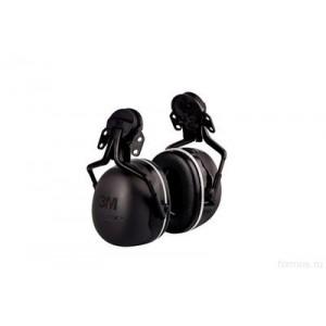 3M™ PELTOR™ X5P5E EU Наушники без открытых металлических элементов с креплением на каску