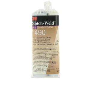 3M™ Scotch-Weld™ DP490 Клей Эпоксидный Двухкомпонентный, чёрный, 50 мл