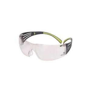 3M™ SecureFit™ SF410AS-EU Очки Открытые защитные, цвет линз зеркальный, с покрытием AS против царапин